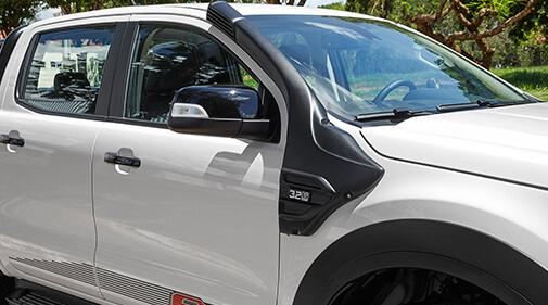 Foto Nova Ford Ranger 2022