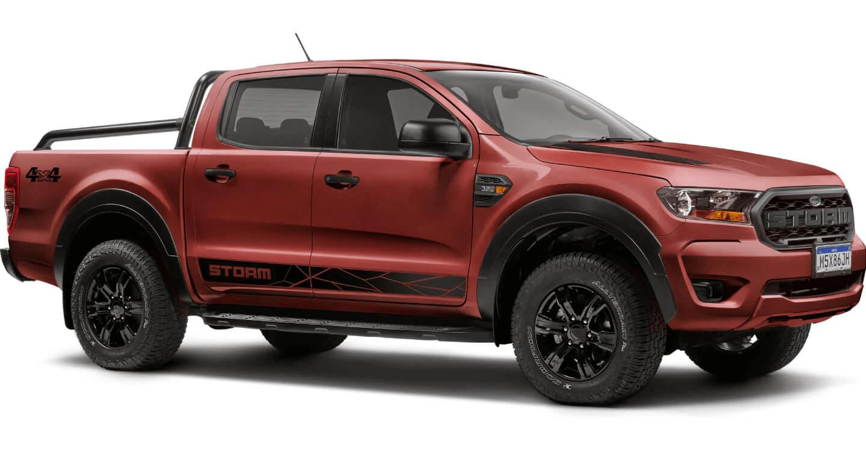 Ford Ranger 2022 Storm