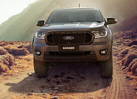 Foto de design da nova Ford Ranger 2022