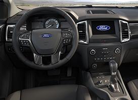 Foto de tecnologias da nova Ford Ranger 2022