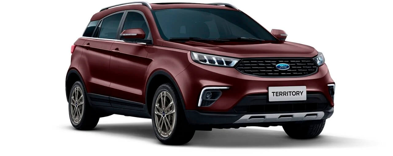 Ford Territory 2021 SEL